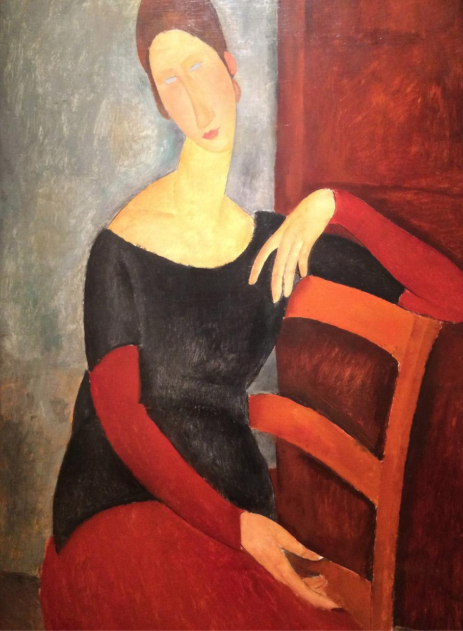Modigliani Jane Eaton Hamilton