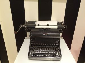 typewriterJEH