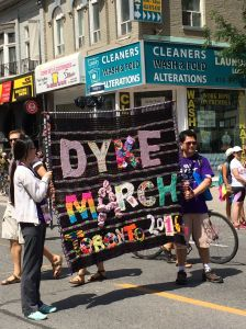 Dyke March TO 2016 JEH